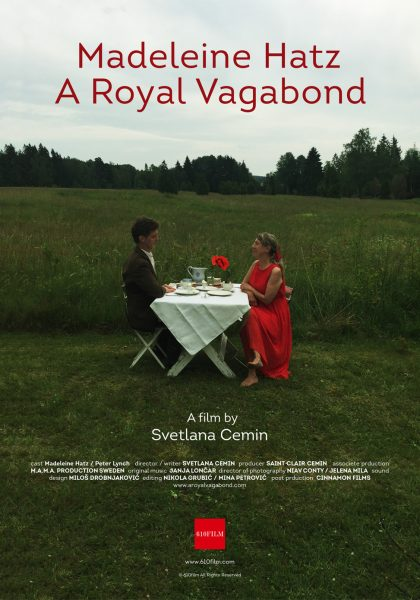 A royal Vagabond